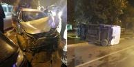 Zincirleme kaza: 7 yaralı var