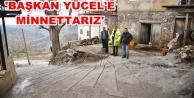 Alanya Belediyesi engelleri aşmaya devam ediyor
