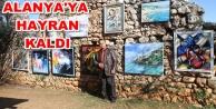 Alanya#039;da Azeri-Türk dostluğu sergisi