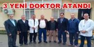 Alanya#039;da sağlık ocağında doktor sevinci