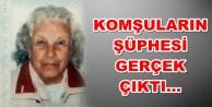 Alanya#039;da şok! Kadın evinde ölü bulundu