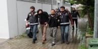 Alanya#039;da uyuşturucu operasyonuna 2 tutuklama