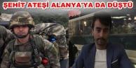 Alanya#039;dan Afrin şehitlerimize mesajlar