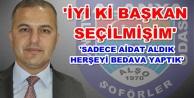 Ali Akkaya taksicilerden helallik istedi