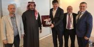 Antalya projeleri Katarda görücüye çıktı
