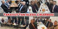 CHP#039;den başkan adaylarına ziyaret turu