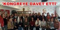 CHP#039;li kadınlara sürpriz ziyaretçi