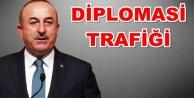 Dışişleri Bakanı Çavuşoğlu, ABD#039;li mevkidaşı ile görüştü