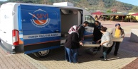 Alanya Aşevi'nden Gazipaşa'daki 3 okula sıcak yemek