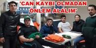 Mahmutlarspor Başkanı Bağışlar olayları anlattı