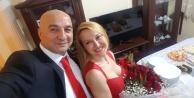 Hasan Özdemir evliliğe ilk adımı attı
