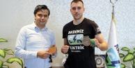 Milli Kick Boksçuya CK Akdeniz desteği