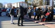 Özel okula haciz iddiası velileri ayaklandırdı