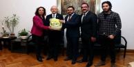 Yeşildal, Ankara'da Kılıçdaroğlu'nu ziyaret etti