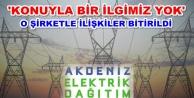 AEDAŞ#039;tan #039;İşçiler şubeyi bastı#039; haberine yalanlama
