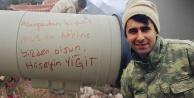 Afrin#039;den Alanya#039;ya mesaj var!
