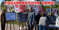 Alanya MHP#039;den çocuk istismarına karşı imza kampanyası