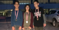Alanya#039;nın gururu judocular