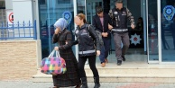 Alanyada FETÖ operasyonu: 1i kadın 2 gözaltı