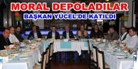 Alanyaspor#039;a moral yemeği