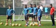 Alanyaspor, Trabzon hazırlıklarına başladı