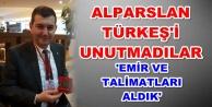 Bahçeli'den Türkdoğan'a anlamlı plaket