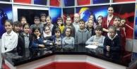 Bahçeşehir#039;den televizyon ziyareti