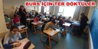 Bahçeşehir Kolejinde sınav heyecanı
