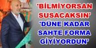 Başkan Çavuşoğlu sert konuştu! Hadsizler