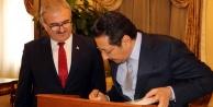 Büyükelçisi#039;nden Antalyaya tarım ve turizmde destek sözü