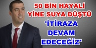 Gazipaşa'nın nüfus itirazı reddedildi
