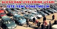 İkinci el araç ticaretinde yeni dönem!