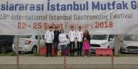 İstanbul#039;dan Alanya#039;ya madalya ile döndü