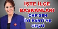 İYİ Parti#039;nin Antalya ilçelerindeki başkanları belli oldu