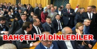 MHP heyetinden Ankara çıkarması