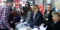 MHPli kadınlardan çocuk istismarlarına karşı imza kampanyası