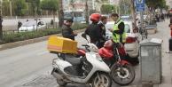 Motosikletler denetlendi! Polis göz açtırmıyor