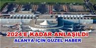 TAV, Antalya Havalimanını aldı