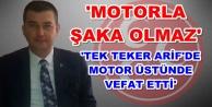Türkdoğan Alanya#039;daki motosiklet terörü hakkında konuştu