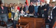Yabancılar Meclisi #039;hayırlı olsuna#039; geldi