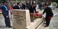 Alanya#039;da Çanakkale Şehitleri anıldı