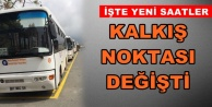 Alanya'da halk otobüsü güncellemesi