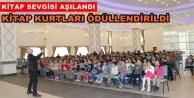 Alanya'da Kütüphane Haftası kutlandı