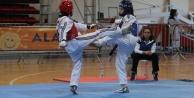 Alanya#039;da taekwondo heyecanı başladı