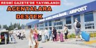 Alanya#039;ya turist getirene bakanlıktan destek