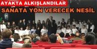 Bahçeşehir Koleji Alanyada şiir şöleni