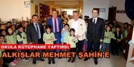 Başkan Şahin#039;den eğitime destek