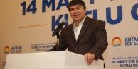 Başkan Türel, Tıp Bayramını kutladı