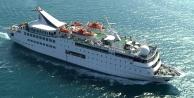 Beyrut-Alanya denizyolu hattı açıldı