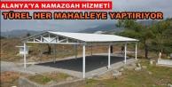 Büyükşehir'den her mahalleye namazgah